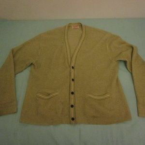 vintage rare 40s 50s knitting mills by rugby M-L
